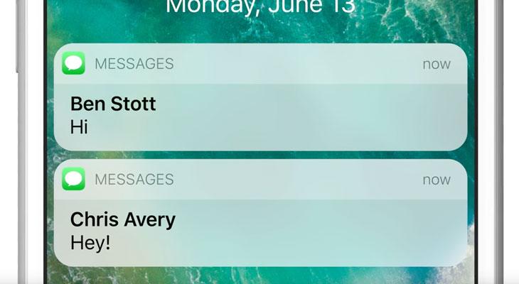 Todas las novedades de iOS 10 en un vídeo de 48 segundos…