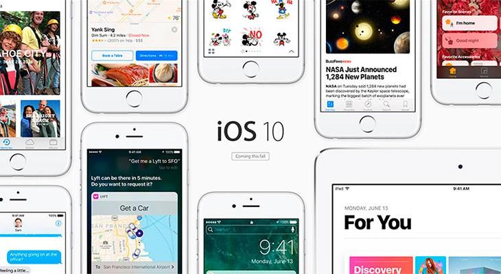 Apple deja el kernel de iOS 10 sin cifrar haciendo más fácil encontrar vulnerabilidades