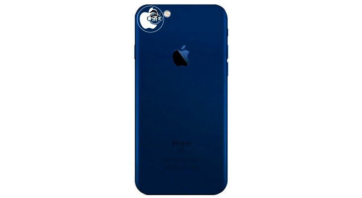 El iPhone 7 podría añadir el azul oscuro a su gama de colores