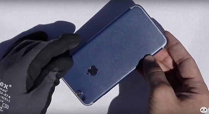 Cómo fabricar tu propio iPhone 7