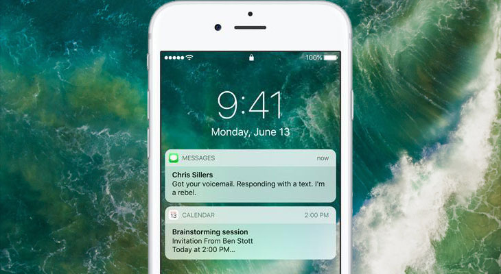 Esto es lo que iOS 10 nos revela del iPhone 7