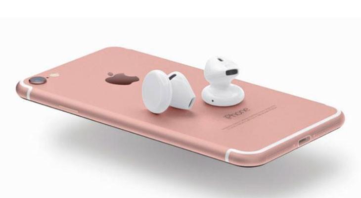 Esto es nuevo, puede que el iPhone 7 incluya AirPods, los auriculares inalámbricos de Apple