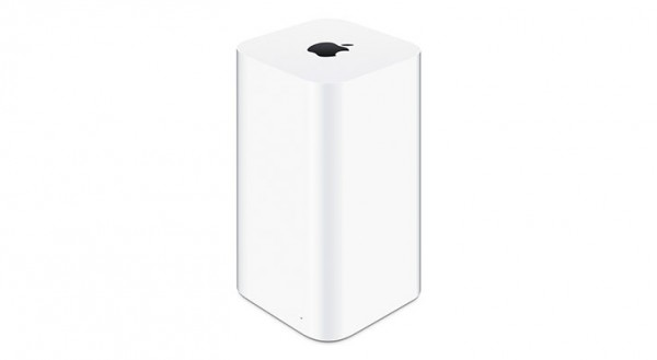 Disco duro externo inalámbrico para Mac - Apple AirPort Time Capsule