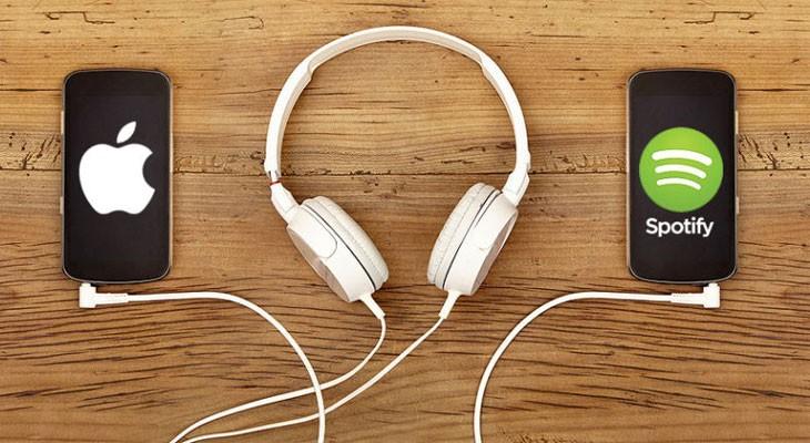 Apple responde a las acusaciones de competencia desleal de Spotify
