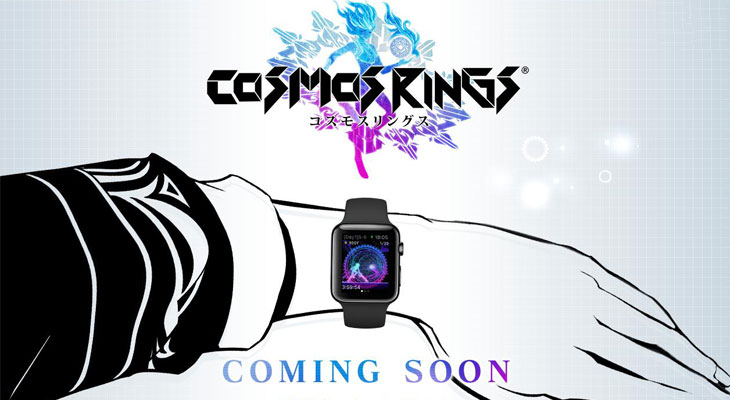 Square Enix prepara Cosmos Rings, un juego exclusivo para Apple Watch