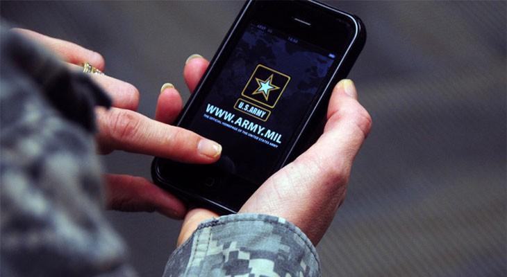 El Ejército de Estados Unidos se pasa de Android a iPhone