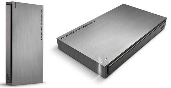 Disco duro externo para Mac con diseño de lujo - LaCie Porsche Design