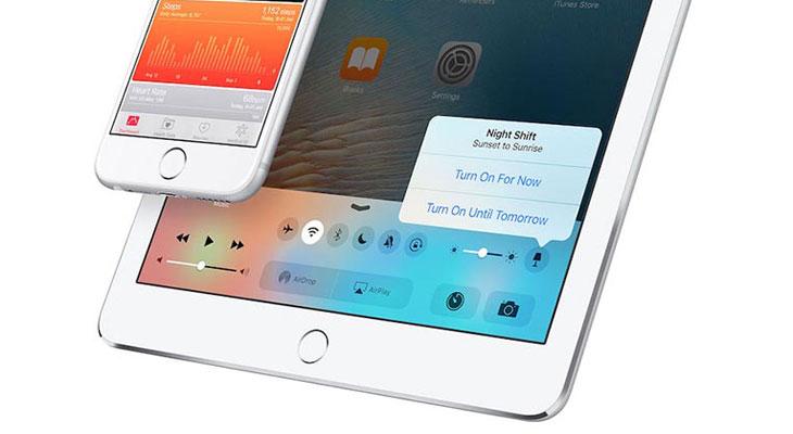 Apple podría expandir Night Shift más allá de iOS