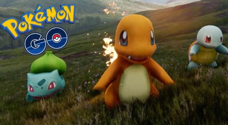 Pokémon GO ya está disponible para iOS, pero sólo en algunos países