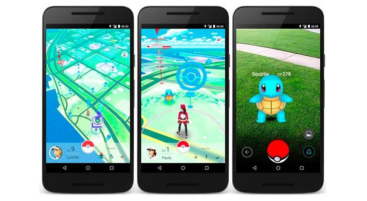 ¡Pokémon GO ya está disponible en España!
