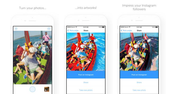 Esta aplicación es capaz de convertir cualquier foto en un cuadro de Van Gogh