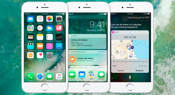 La segunda beta pública de iOS 10 ya está disponible