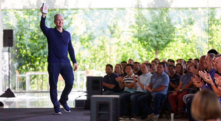 Apple ya ha vendido mil millones de iPhones
