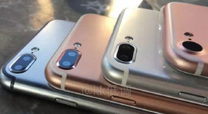 Se filtra nueva foto que muestra la cámara dual del iPhone 7 Plus, y otro vídeo del iPhone 7