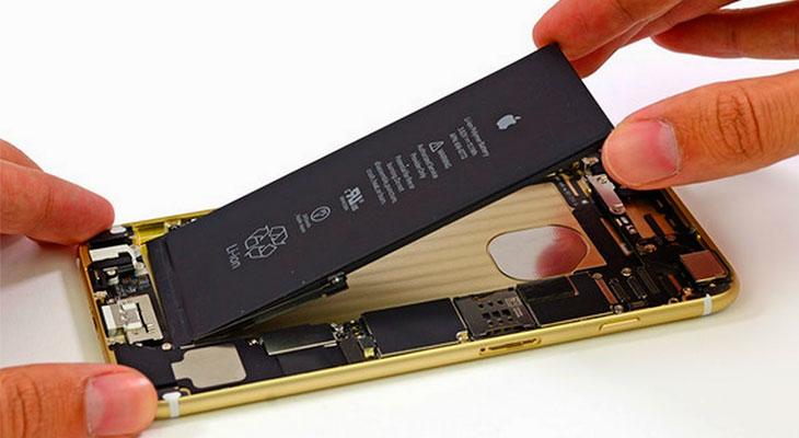 La batería del iPhone 7 podría ser un 14% mayor que la del iPhone 6s