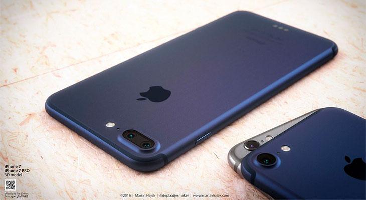 Se filtra fotografía de los módulos de la cámara del iPhone 7 desde Foxconn
