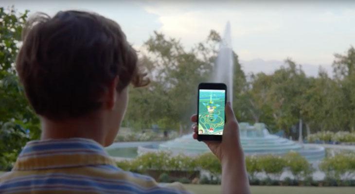 Pokémon Go está rompiendo récords de descargas y beneficios