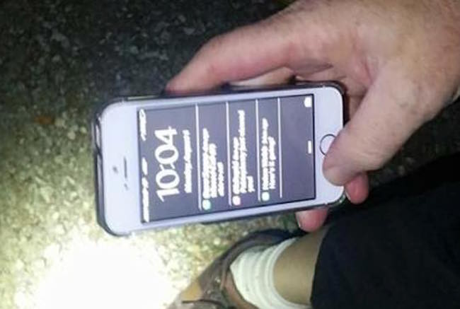iPhone 5s resistente
