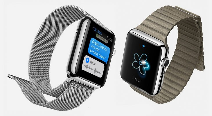 Apple podría lanzar dos modelos de Apple Watch este año