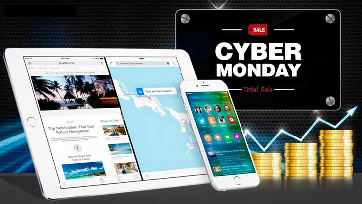 Cyber Monday Apple