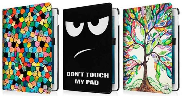 Funda divertida para iPad Pro 9.7 y 12.9 - Fintie