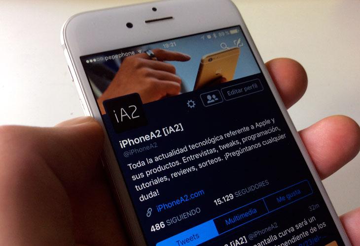 Cómo activar el modo noche en la App oficial de twitter