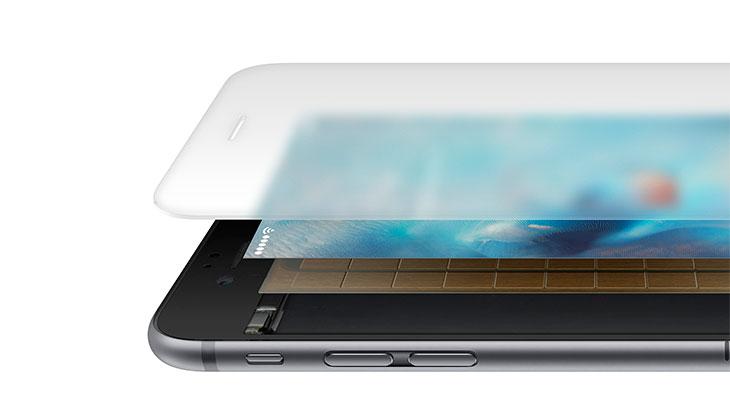Parece que Apple ha hecho varios cambios en el panel frontal del iPhone 7