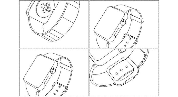 Samsung ya copia a Apple hasta en las patentes…