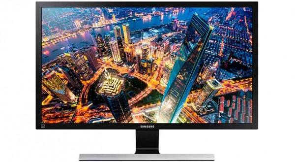 Monitor 4k para Mac o PC con mejor relación calidad-precio - Samsung U28E590D