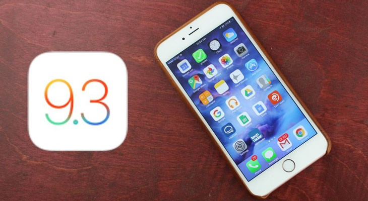 ¡Sorpresa! Apple lanza iOS 9.3.4 y advierte de la importancia de su instalación…