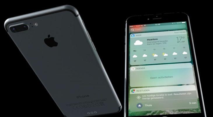 ¿32 Gb, 128 Gb y 256 Gb las nuevas capacidades del iPhone 7?, este documento podría corroborarlo