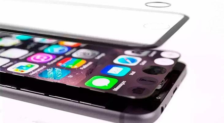 Una nueva fotografía del panel frontal del iPhone 7 contradice filtraciones anteriores