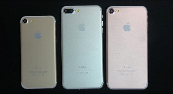 Un nuevo vídeo reaviva los rumores de que habrá tres versiones de iPhone 7