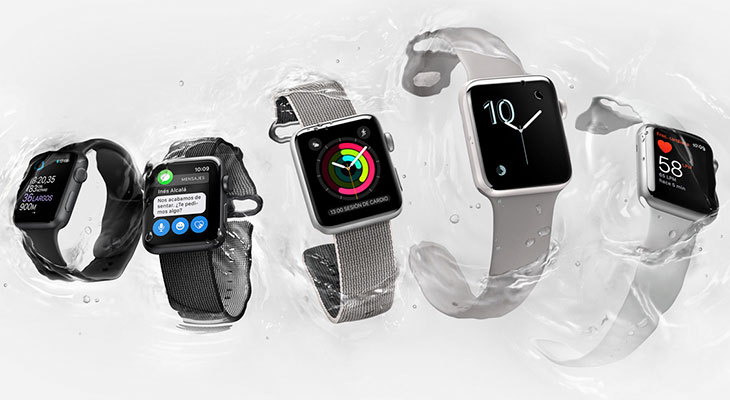 Apple Watch Series 2: Todas las características del nuevo smartwatch de Apple