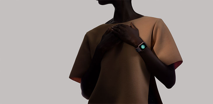 Apple Watch Series 2 Pantalla más brillante