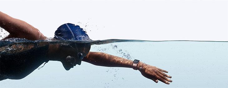 Apple Watch Series 2 Sumergible
