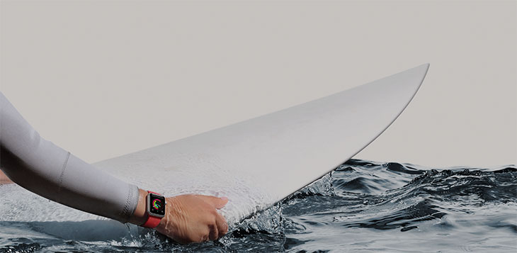 Apple Watch Series 2 Surf