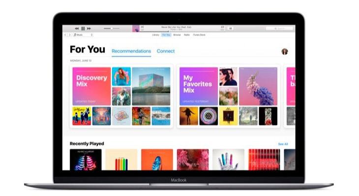 iOS 10: las listas de reproducción personalizadas llegan a Apple Music