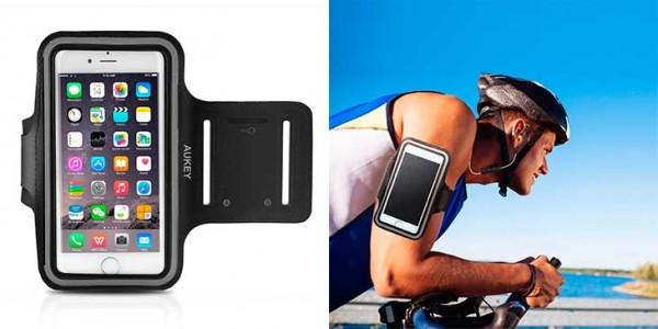 Brazalete deportivo para iPhone 7 y 7 Plus - Aukey