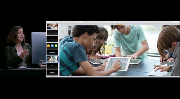 Apple lanza ConnectED y nuevas funciones para iWork