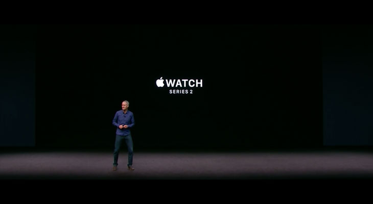 Apple Presenta el Apple Watch Serie 2 [Características]