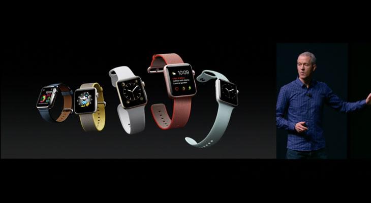 Precios del Apple Watch serie 2 y disponibilidad