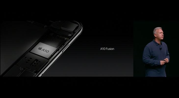 El Chip A10 del iPhone 7 es increíblemente potente