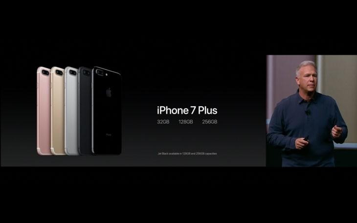 Apple confirma nuevas capacidades de almacenamiento para el iPhone 7, adiós 16 GB…