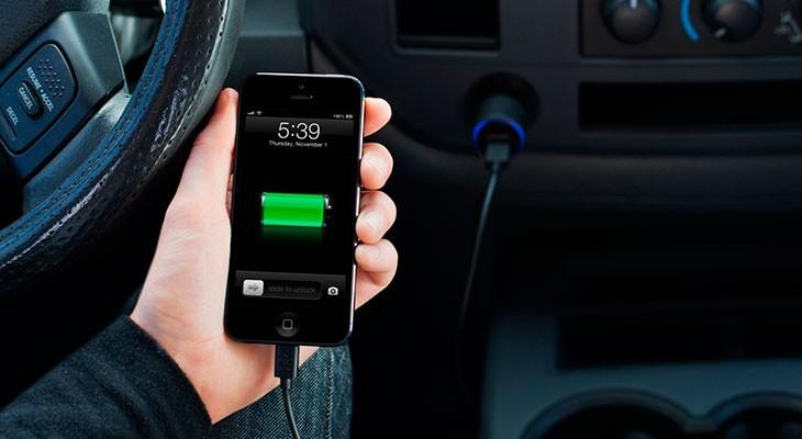 Los 6 mejores cargadores de coche para iPhone (7, 6s, 6, SE, 5s & 5), iPad y otros móviles