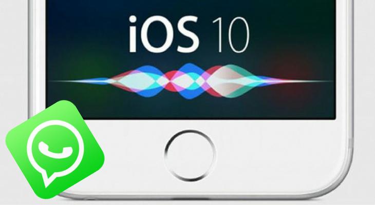 WhatsApp se actualiza para iOS 10, estas son las novedades