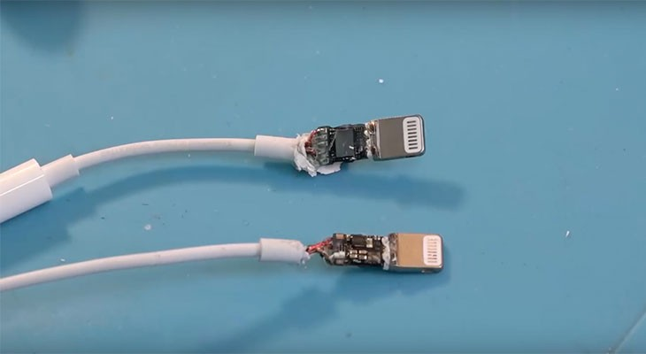 Confirmado: los EarPods y el adaptador Lightning-3,5mm contienen un DAC
