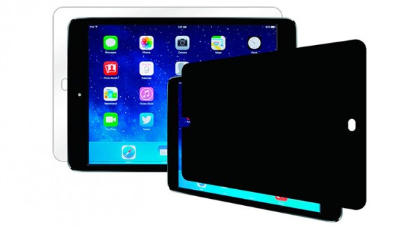 Filtro de privacidad para iPad Air, mini y Pro - Fellowes PrivaScreen