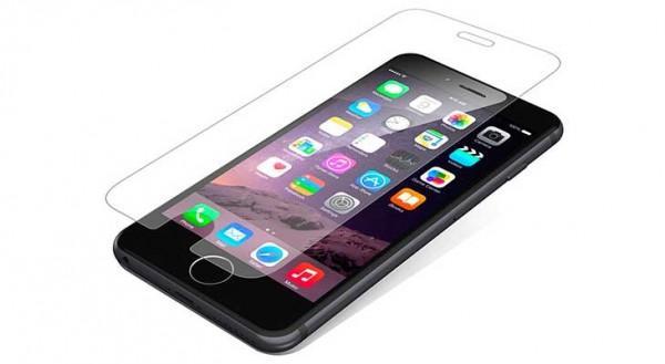 Protector de pantalla premium de cristal templado para iPhone 7 y 7 Plus - ZAGG InvisibleSHIELD Glass+