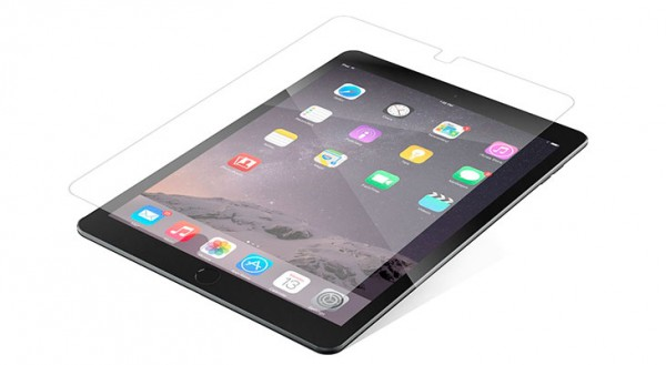 Protector de pantalla premium para iPad Air, Mini & Pro - ZAGG InvisibleShield HDX